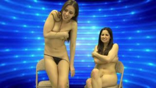 Nude gameshows